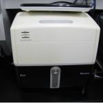 PCRによって増幅する核酸(DNA)をリアルタイムでモニタリングする装置です。